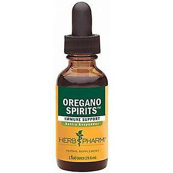 Herb Pharm Oregano Spirituosen, 1 Oz