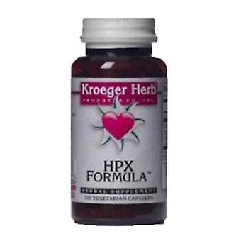 Kroeger Herb HPX Formula (Formerly Herp X), Caps 100