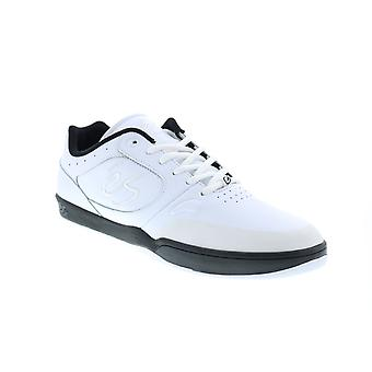 ES Swift 1.5  Mens White Skate Inspired Sneakers Shoes
