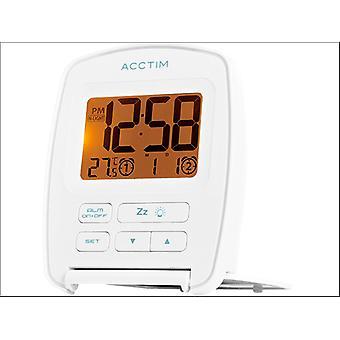 Acctim Erebus Nightglow LCD Alarm Clock 15512