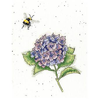 Bothy Threads Cross Stitch Kit - Kiireinen äijä