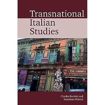 Transnational Italian Studies (Transnational Modern Languages)