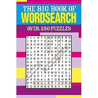 The Big Book of Wordsearcha� (304pp royal paperbacks)