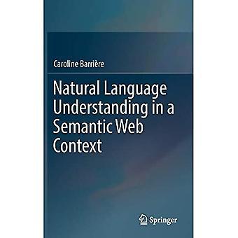 Natuurlijke taal begrip in een semantische webcontext: 2017