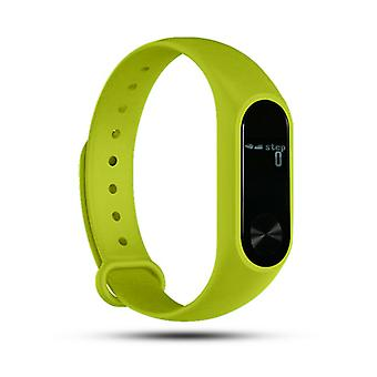 Aquarius AQ112 Fitness Tracker With Heart Rate Monitor, Yellow