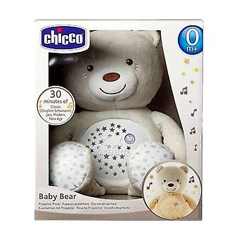 Soft toy with sounds Baby Bear Chicco (30 x 36 x 14 cm)