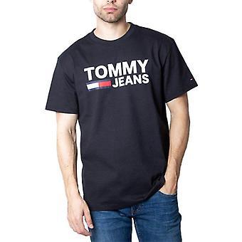 تومي هيلفيغر Dm0Dm04837 تي شيرت للرجال