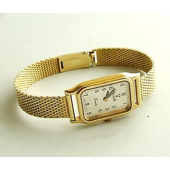 Yellow gold VincencE watch