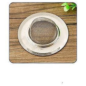 Passoire ronde d'évier en acier inoxydable