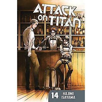 Attack on Titan 14