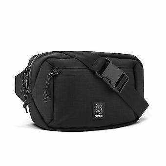 Chrome Industries Ziptop Waistpack Over Shoulder Sling Bumbag - Black