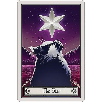 Deadly Tarot The Star Felis Plaque