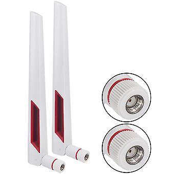 Dual Band Wifi Antenna Sma uros Universal Vahvistin Wlan reititin Booster