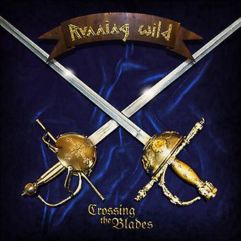 Crossing The Blades [CD] USA import