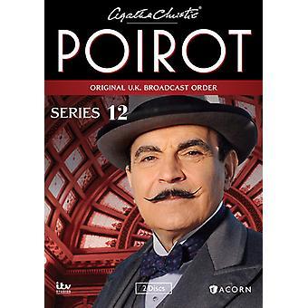 Agatha Christie's Poirot: Series 12 [DVD] USA import