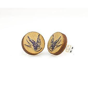 Sparrow Stud Earrings