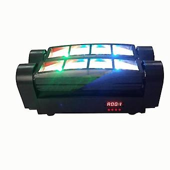 Mini Led mit 8 x 10w, Rgbw Moving Head Licht
