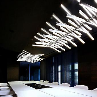 Modern Led Chandelier Lighting Nordic Office Pendant Lamps For Living Room