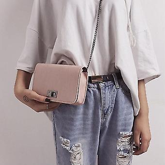 Pieni neliönmuotoinen laukku