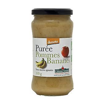 Banana Apple puree without sugar 360 g