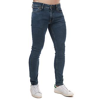 Jack Jones Da uomo Liam Original Jeans in Blue