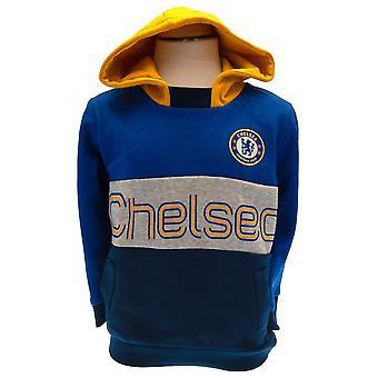 Chelsea FC Barn /Barn Färg Block Hoodie