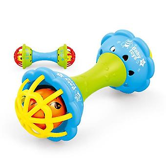 Baby Rattles Soft Rubber