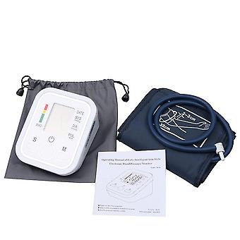 Arm Blood Pressure Monitor, Heart Beat, Rate Pulse Meter, Measure Health Care