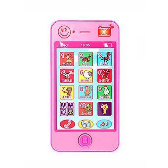 Venäjän kielen oppiva lelu - Muovisimulaatio Mobile, Kids Educational