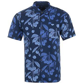 Edwin Coast Short Sleeve Shirt - Indigo