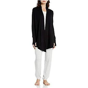 Brand - Mae Women's Loungewear Drapey Cardigan