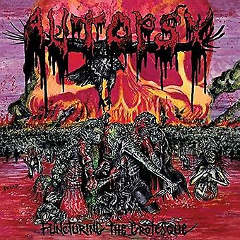 Autopsy - Puncturing the Grotesque [CD] USA import