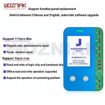 Iphone 7 8 8p X Valoherkkä alkuperäinen väri kosketusshokki akku