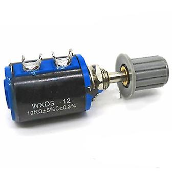 Wxd3-12, 1w potentiometri & 1 harmaa nuppi