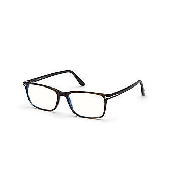 Tom Ford TF5735-B 052 Dark Havana Glasses