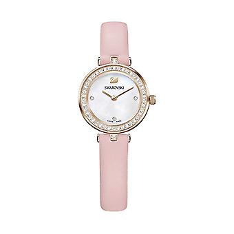 Swarovski Aila Dressy Mini Leather Ladies Watch 5376648
