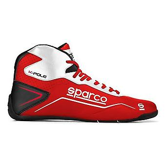 Racing Ankle Boots Sparco K-Pole Red (Size 46)