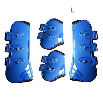 Practical Outdoor Training Farm Brace Adjustable Guard Front Hind Riding