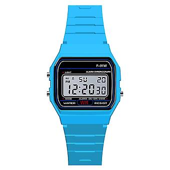 Digital Watches Silicone Strap