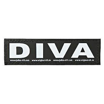 Trixie Diva Julius-K9 Patch (Pakket van 2)