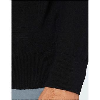 Brand - Meraki Men's Lightweight Cotton Crew Neck Sweater