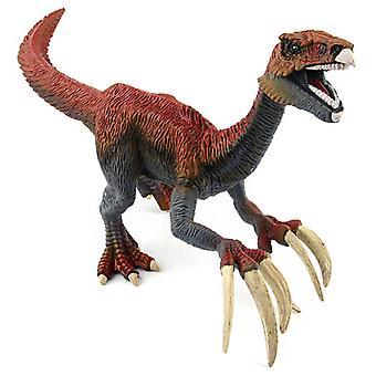 Jurassic World a simulé le modèle therizinosaurus