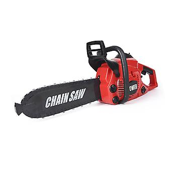 Kids Power Construction Tool, Electric Chainsaw Toy With Real Engine Sound