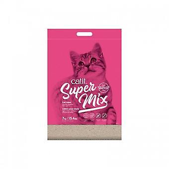Catit Super Mix Bentonite Sand (Cats , Grooming & Wellbeing , Cat Litter)