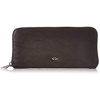Fritzi aus Preussen Nicole - Women's Wallets, Black, 2.5x19.5x9.5 cm (W x H L)