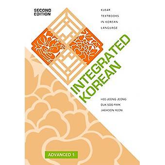 Integrated Korean by HeeJeong JeongDukSoo ParkJaehoon Yeon