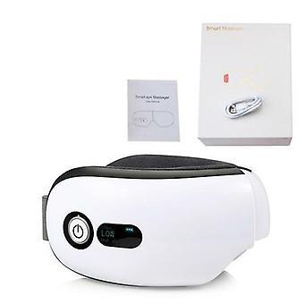 Bluetooth Smart Vibration Eye Massager Música Dobrável Proteção ocular