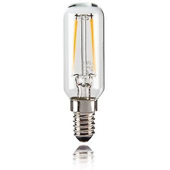 Xavax - LED-lampa för kylapparater, 2W, T25, filament, E14, varmvit (1 Tillbehör)