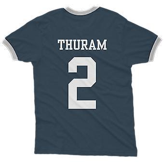 Lilian thuram 2 france country ringer t-shirt
