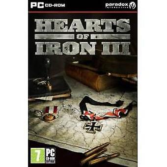 Hearts Of Iron III 3 Game PC